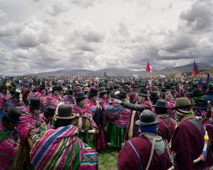From the series Bolivians © Pietro Paolini / TerraProject