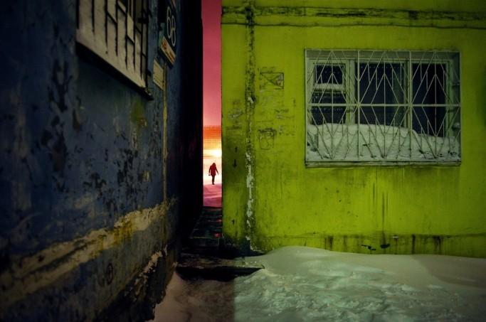 From the series Jours de unit, Nuits de jour © Elena Chernyshova, Circulation(s) Festival