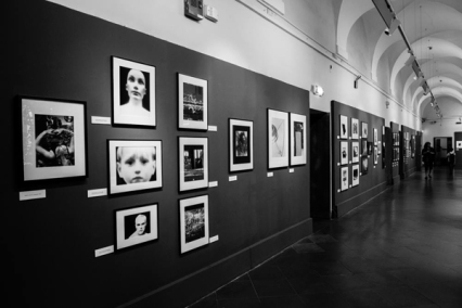 Installation view, Museo di Roma in Trastevere
