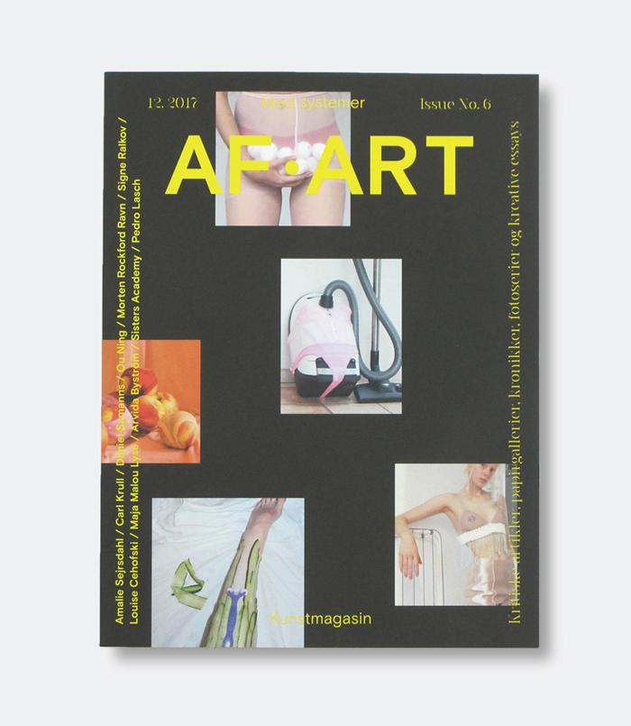 AF-Artfront sito